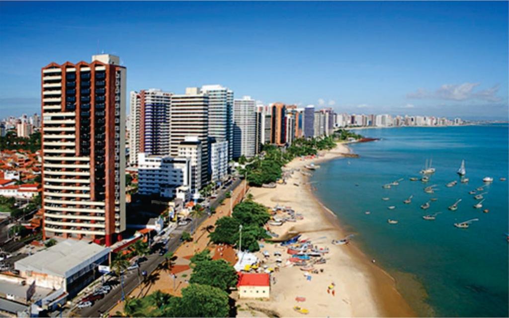 Hotéis Beira Mar