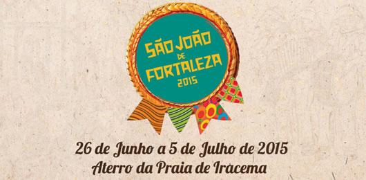 São João de Fortaleza 2015