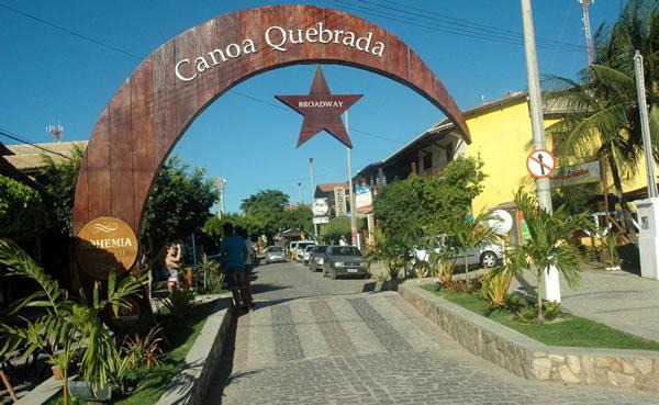 Brodway Canoa Quebrada