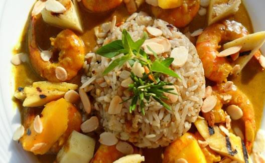 Culinária Jericoacoara