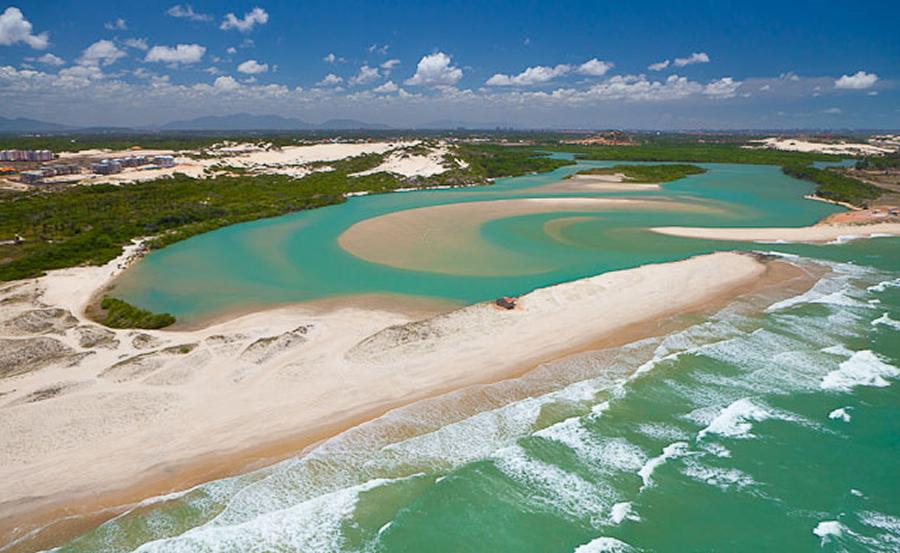 Praia Porto das Dunas Fortaleza