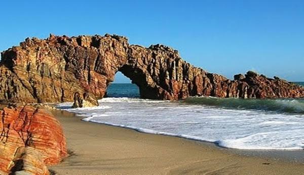 Série: praias paradisiacas no Ceará – Jericoacoara