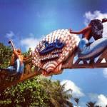 melhor parque aquático beach park